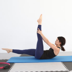 Eyrlie Wass pilates reformer exercises