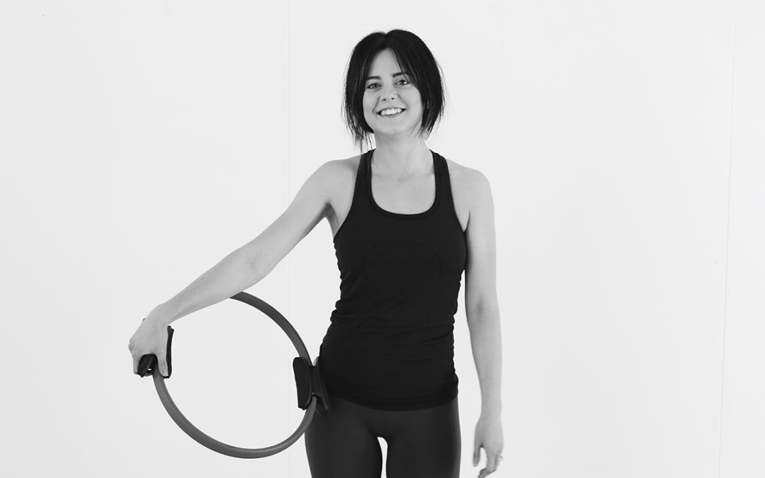 Get to know Pilates Instructor, Eyrlie Wass